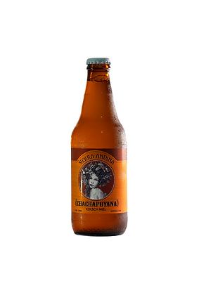 Cerveza Sierra Andina Chachapoyana Kolsch Miel