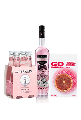 Promo #24: Gin Tourgee, Mr. Perkins, Deshidratado