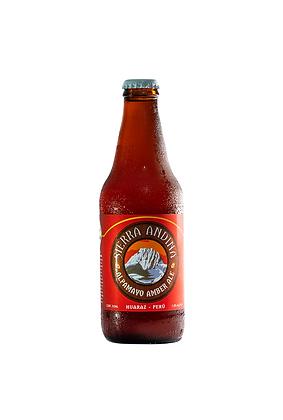 Cerveza Sierra Andina Alpamayo Amber Ale