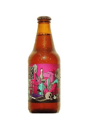 Cerveza Invictus Alquimista Dubbel