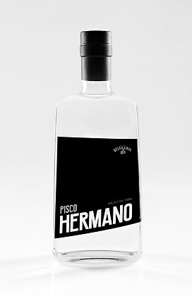 Pisco Hermano Puro Quebranta