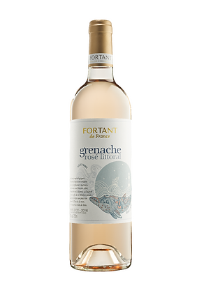 Vino Fortant Terroir Littoral Grenache Rosé