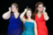 Les trois Moustiquaires ANNE LE GOFF chanteuse plurielle chef de choeur coaching en entreprise professeur de chant Les Trois Moustiquaires Système D Lacadencia