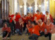 Lacadencia ANNE LE GOFF chanteuse plurielle chef de choeur coaching en entreprise professeur de chant Les Trois Moustiquaires Système D Lacadencia