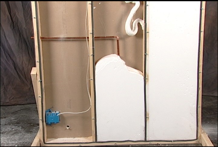 Foaming Pipes and Outlet-1