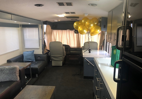 WheelhouseLA 4 Production Motorhome Rental Southern California