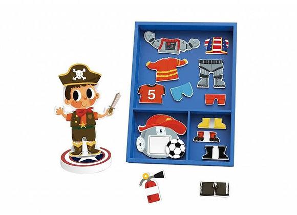 Набор Одень Мальчика Tooky Toy