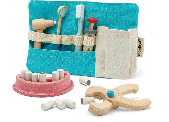 Набор зубного врача Plan Toys