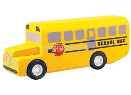 Школьный автобус Plan Toys
