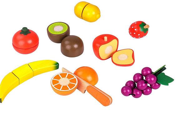 Набор фруктовая нарезка Tooky Toy