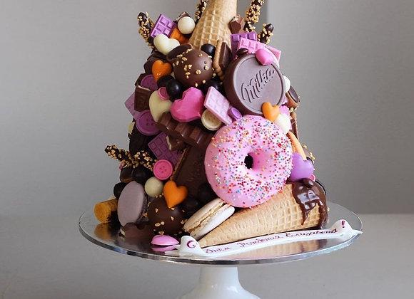 """Торт """"Сладости и радости"""" от 3 кг"""