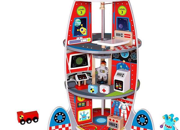 """Игровой набор""""Космический корабль"""" Tooky Toy"""
