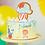 """Thumbnail: Торт """"Цирк"""" 2.5кг"""