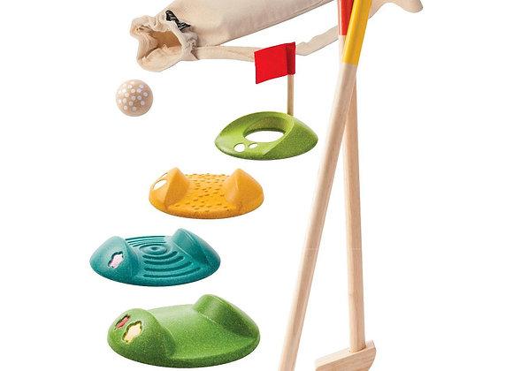 Детский гольф Plan Toys