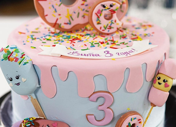 "Торт ""Каламбур""от 3 кг"