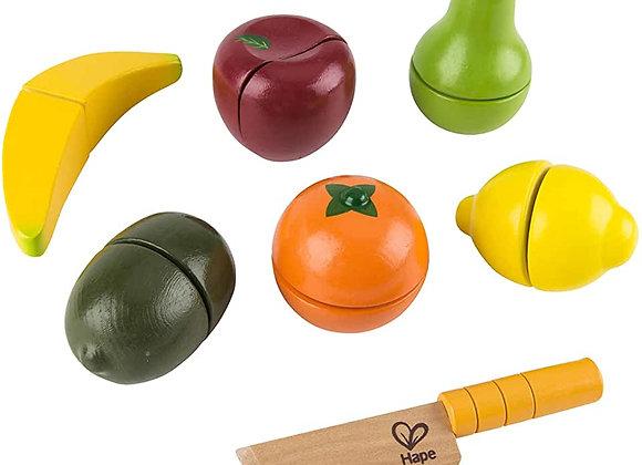Игровой набор свежие фрукты Hape