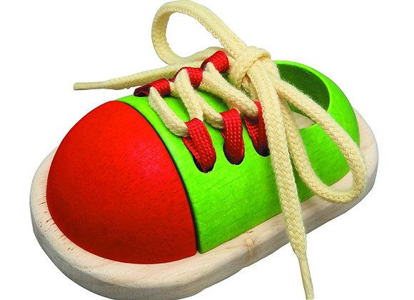 Развивающая игрушка ботиночек Plan Toys