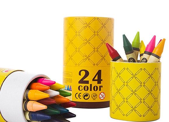 Восковые карандаши Jar Merlo