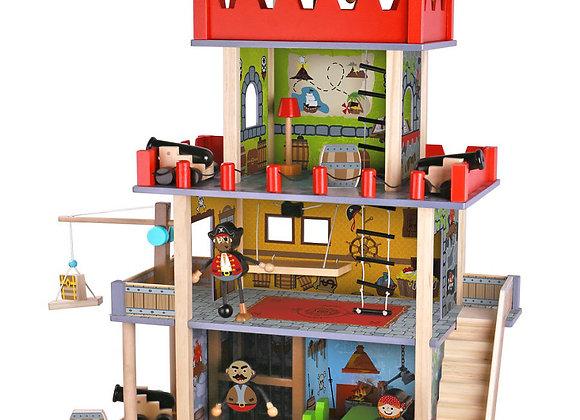 """Игровой набор """"Пиратский замок"""" Tooky toy"""