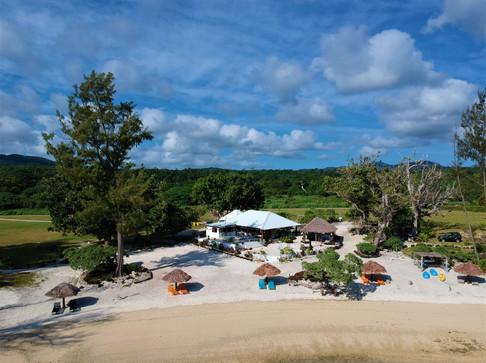 Public Restaurant & Beach