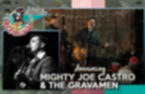 Music-Announce-Mighty-Joe-Castro-and-the