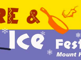 Fire & Ice – It's Here! Saturday, 1/31