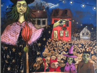 Witches Ball 2016 - Oct 8, 2016