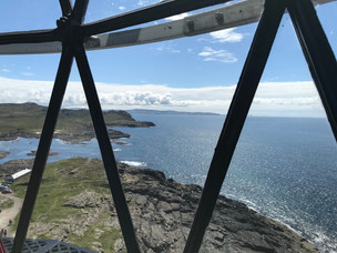 View from Ardnamurchan Lighthouse
