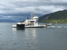Return ferry to Corran
