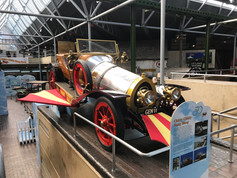 Chitty on show