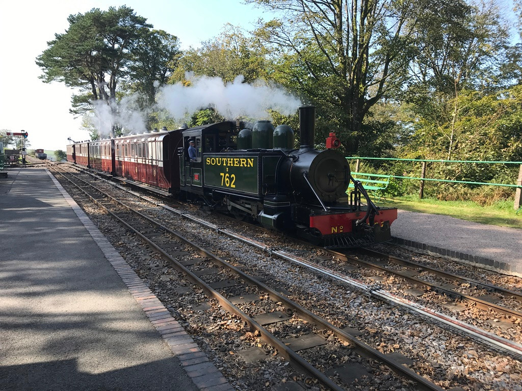Woody Bay Railway