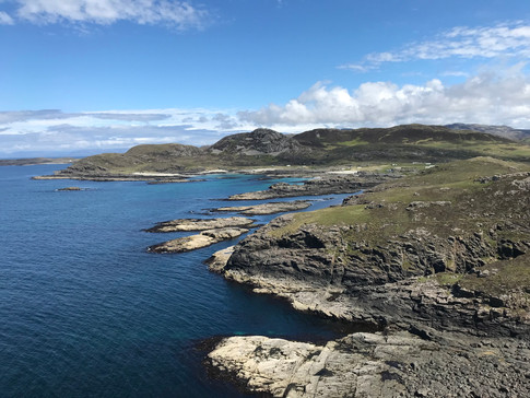 Yet another view from Ardnamurchan Lighthouse
