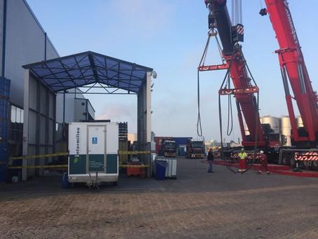 Asbestsanering transformator Royal SMIT Transformers B.V. Nijmegen