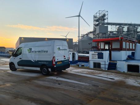 Asbestsanering binnenvaartschip Kampen