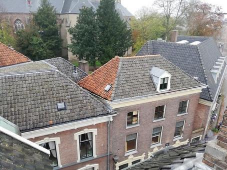 Asbestsanering dakbeschot monumentaal pand Deventer