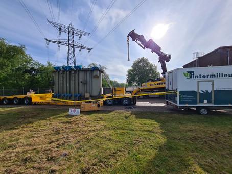 Asbestsanering transformator Royal SMIT Transformers B.V. Bergen op Zoom