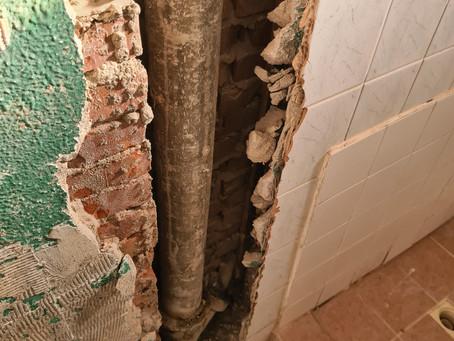 Asbestsanering 34-tal badkamers in Utrecht