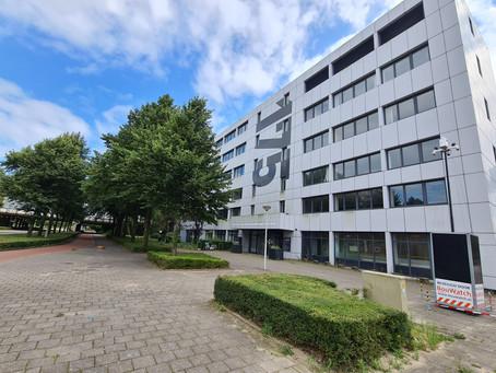 Asbestsanering kantoorgebouw Amsterdam