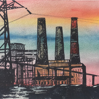 Industrial Day Dream #5