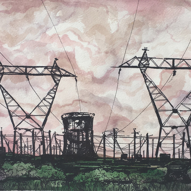 Industrial Day Dream #3
