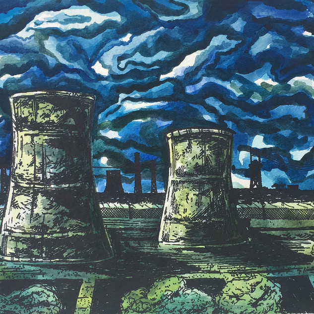 Industrial Day Dream #2