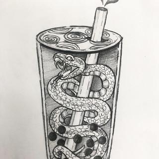 Boba Snake