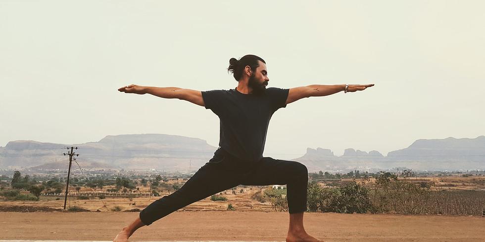 Yoga: Standing Series - Workshop