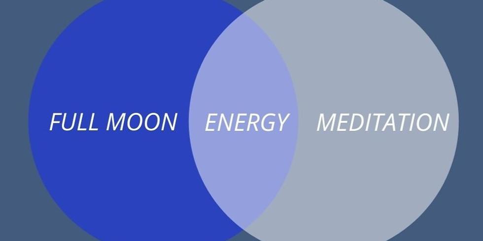 Full Moon (Energy) Meditation
