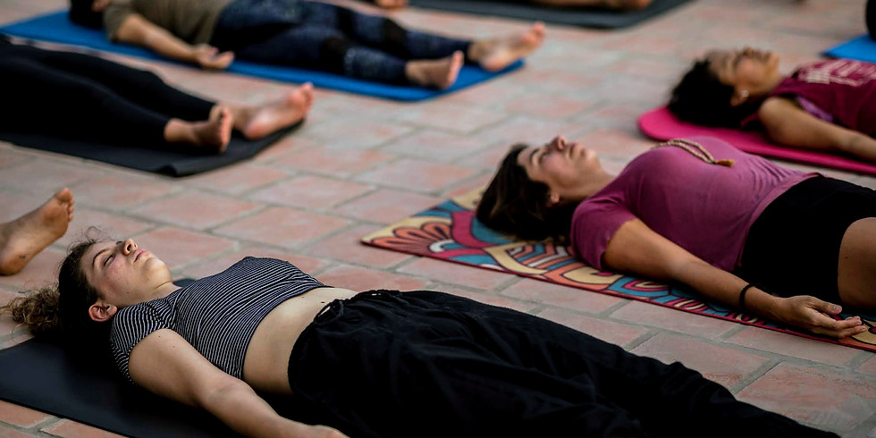 Nidra Meditation: A Deep Relaxation for Stress Release