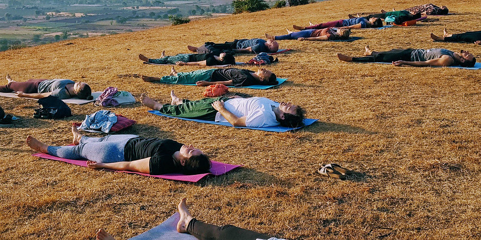 Breathwork / Terapia de Respiracion at Chispawasi, Pisac - Peru