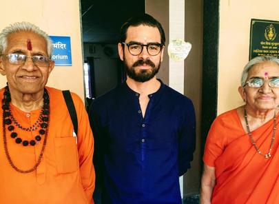 Prayer for Universal Peace (Sanskrit Mantra + Recording)