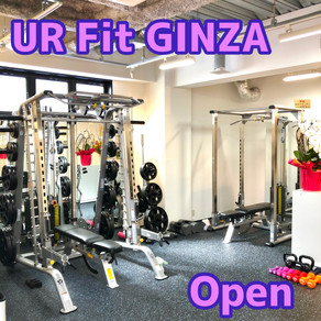 UR Fit GINZA Open
