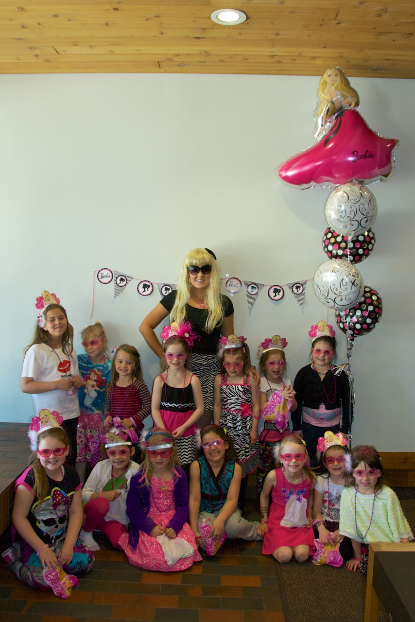 Rayne's 6th Birthday