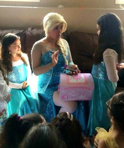 Nadine & Nesrine's 8th Birthday